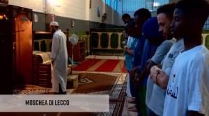 imam moschea lecco presadiretta