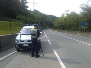 telelaser polizia provinciale lecco-ballabio