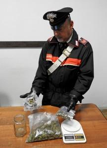 Arresto droga Carabineiri Lecco (2)