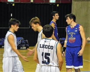 BASKET LECCO MESTRE U20