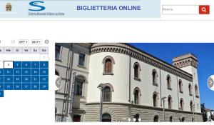 BIGLIETTERIA ONLINE MUSEI LECCO