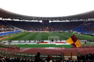STADIO CALCIO PARTITA Serie A