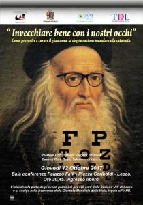 Ventesimo Anniversario unione italiana ciechi sezione lecco