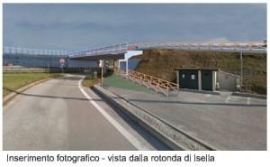 nuovo ponte isella progetto lato rotonda