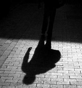 ombra pedinamento