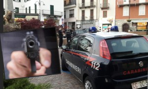 sparatoria barzio pistola 1