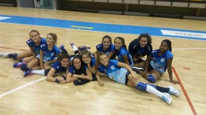 volley olginate under14