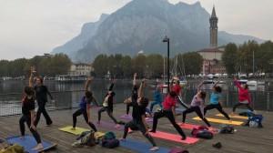 yoga piattaforma immagimondo