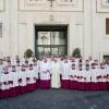 Cappella Musicale Pontificia Sistina e Papa Francesco