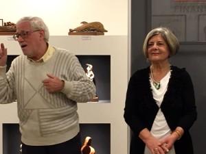 Silvano Valentini e Adriana Borrello
