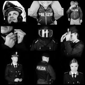 Portrait Polizia