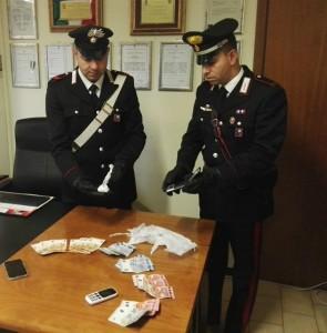 carabinieri spaccio vercurago