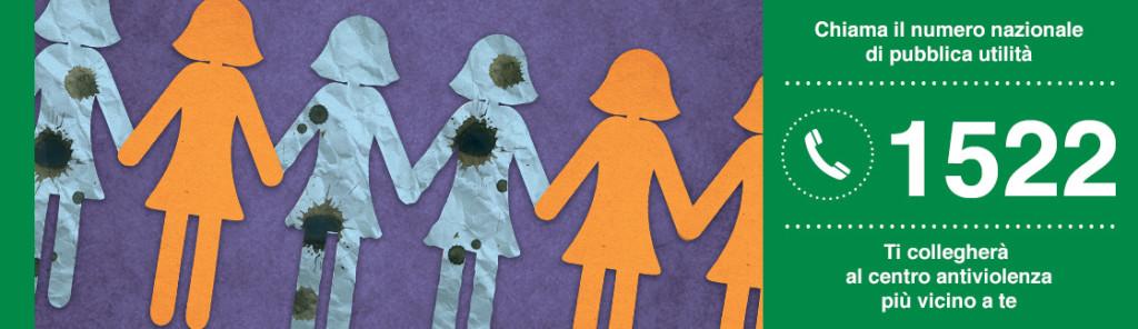 centri anti violenza sulle donne banner