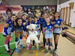volley olginate under 12