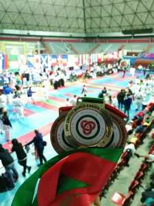 Luigi Faggiano Karate Mondiali (1)