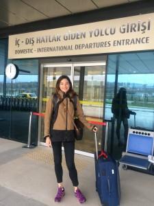 Sinop's Airoport