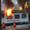 incendio treno milano centrale 1