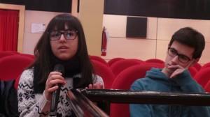 nella rete della rete Intervento di una studentessa 15enne