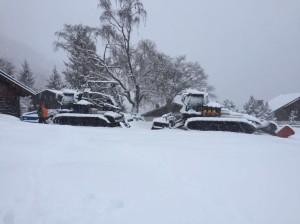 neve piani betulle Cuccher Ski