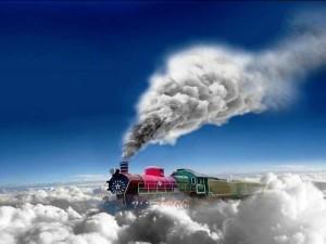 treno oltre