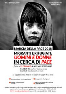 Lc marcia della pace 13 gen2018