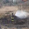 Vigili del fuoco Pompieri Sterpaglie Calolzio 1