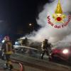 incendio auto olginate vigili del fuoco pompieri (3)