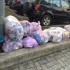 rifiuti immondizia sacco viola 1