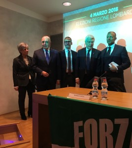 FORZA ITALIA GALLIANI PIAZZA