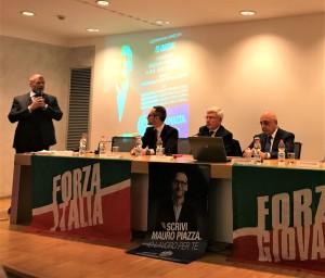 FORZA ITALIA NAVA PIAZZA GALLIANI