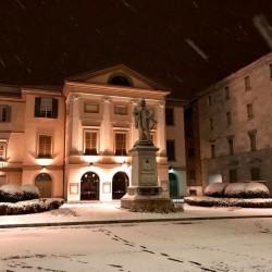 Lecco, piazza Garibaldi