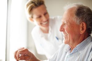 salute anziano medici
