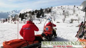 soccorso piste sci