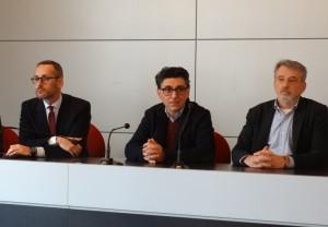 Mauro Piazza, Cesare Galli, Antonello Formenti