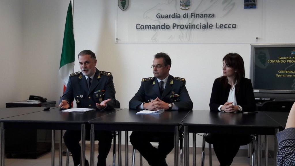 operazione oro blanco gdf e carabinieri