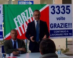 piazza nava forza italia regionali 2018 corso martiri lecco