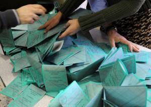 scrutinio voto