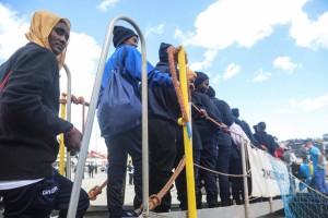 sos mediterranee italia antonio romano salvataggio migranti in mare