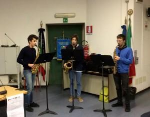 studenti sassofono sax liceo musicale
