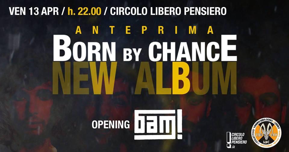 born by chance serata crowdfunding