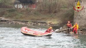 vigili del fuoco pompieri fluviale calolzio (3)