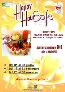 Ats HIV happy hour 2018