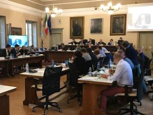 Consiglio comunale Lecco 2