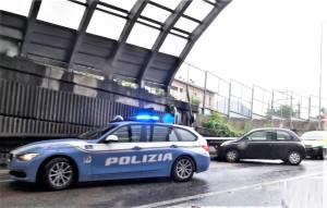 POLIZIA STRADALE POLSTRADA INCIDENTE LECCO BALLABIO ACCESSO
