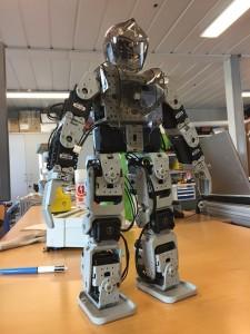 Robot BIOLOID