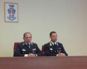 del gaudio carabinieri