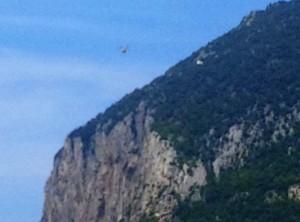 elicottero eliambulanza san martino