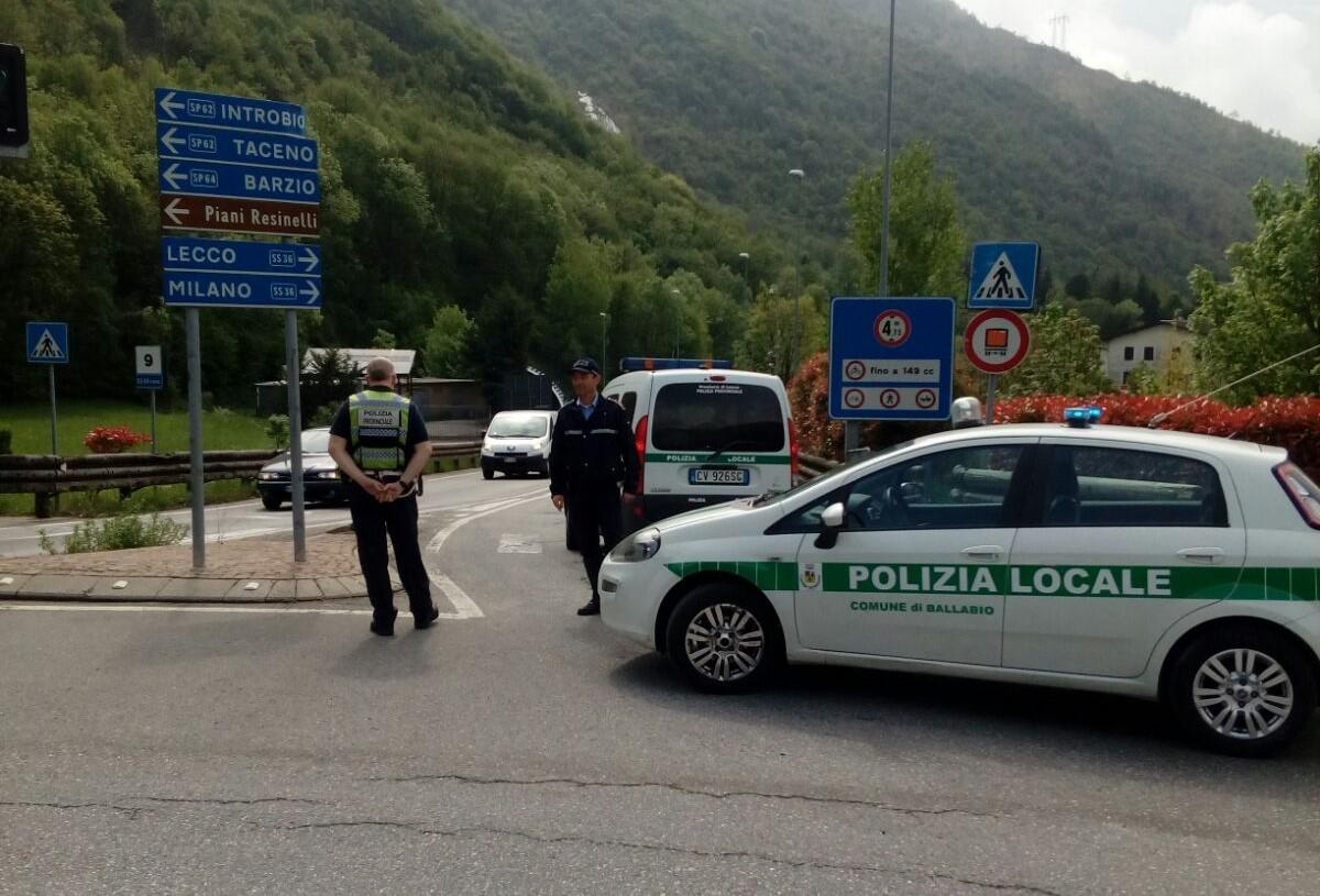 lecco ballabio polizia vigili | Lecco News Notizie dell'ultima ora di Lecco,  lago di Como, Resegone, Valsassina, Brianza. Eventi, traffico