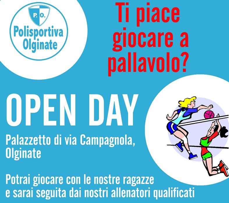 openday2018 olginate