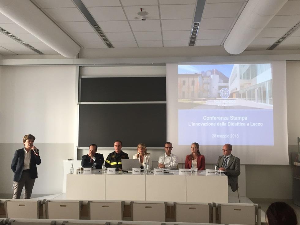 politecnico conferenza didattica